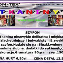 Szyfon multi 6