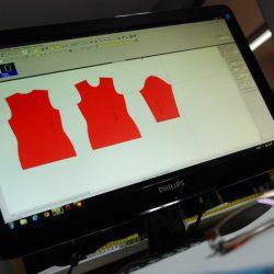 szablony odzieżowe