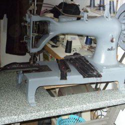 maszyna rymarska Adler