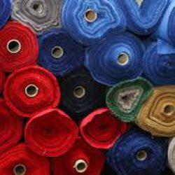 Skupuje tkaniny i dzianiny