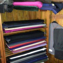 Materiały ubraniowe - wyprzedaż