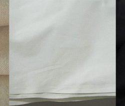 Bawełna bielona i czarna 160 cm