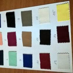 Wypustka ze skaju 2zł-1mb mix kolorów PRODUKT POL