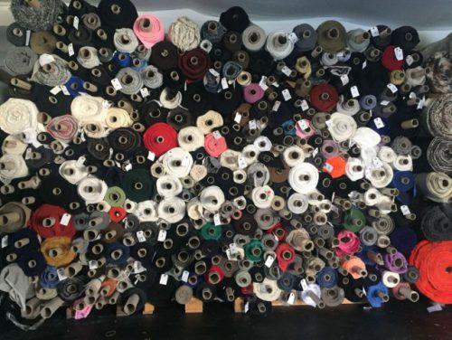 Włoskie tkaniny i dzianiny TANIE WŁOSKIE STOKI