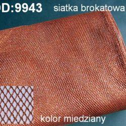 TIUL BROKATOWY szer.137cm   IMPORTER    WWW.GOLDPOL.PL